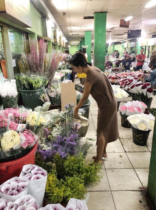 ジャカルタの花市場、Rawa Belong Flower Marketへ♪_1_10