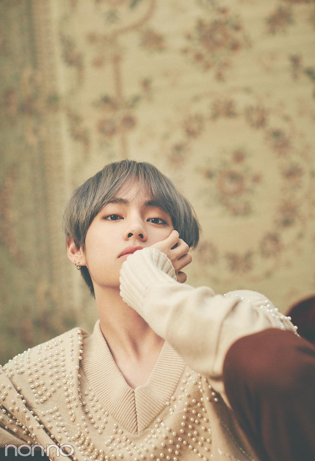 大反響♡ノンノ1月号BTS特集のアザーカットを公開!_1_1-4