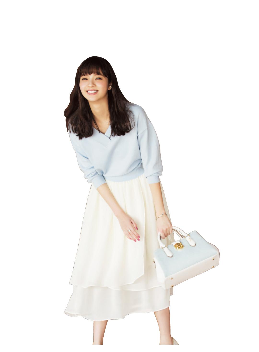 男子モテも女子モテもOK★夏の「白×ブルー」コーデ最新はコチラ!_1_1-2