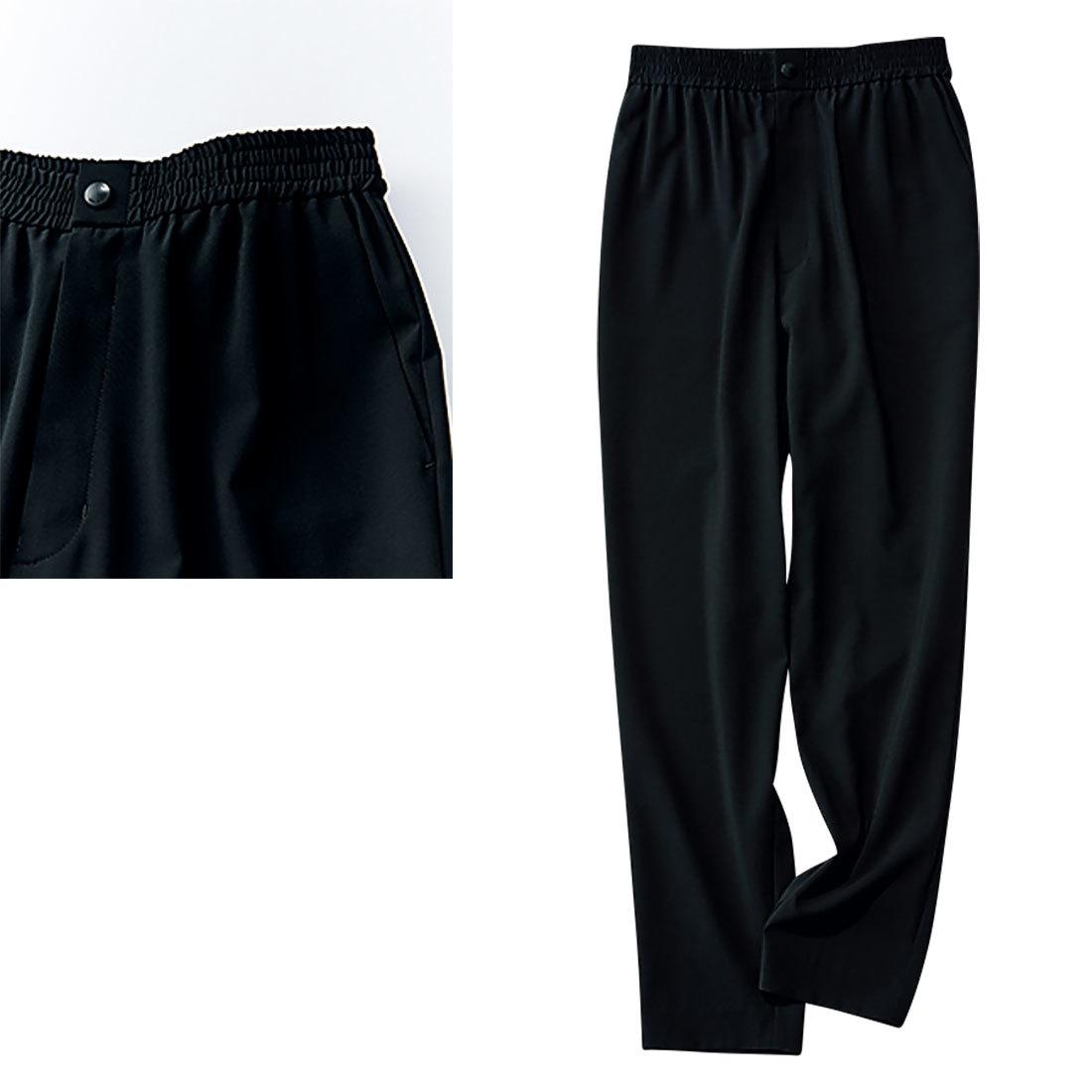 究極の 「美脚黒パンツ」1_6