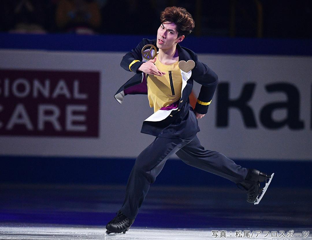 世界中から氷上のイケメンが集結! フィギュアスケート男子フォトギャラリー_1_64