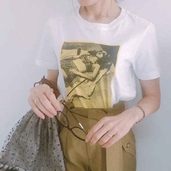 フォトプリントTシャツが気になるの!_1_2