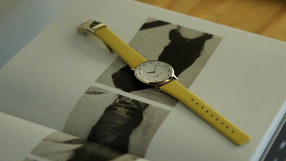 アニエスベーの時計に30周年限定モデルが登場★ 人気モデルの復刻版も!_1_1