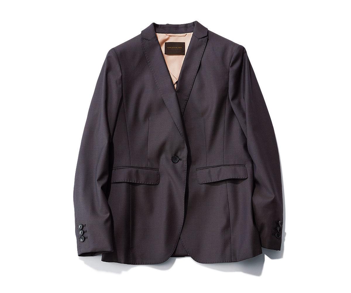 トゥモローランド コレクションの細ラペルジャケット