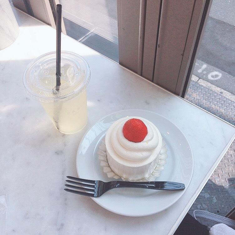 ふわふわショートケーキ _1_1