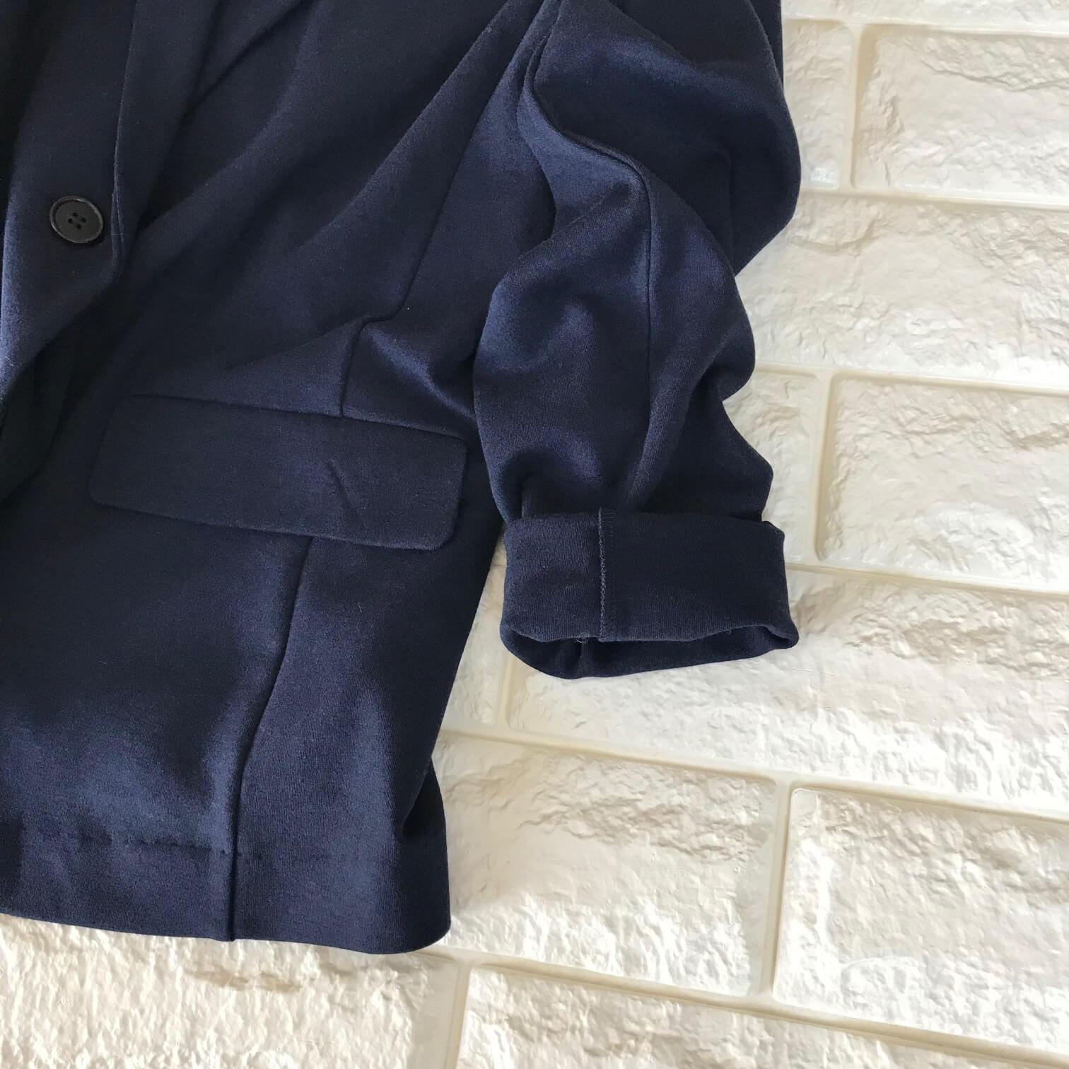 ユニクロのジャケット1枚で変わる!毎日簡単きれいめスタイル【高見えプチプラファッション #3】_1_6