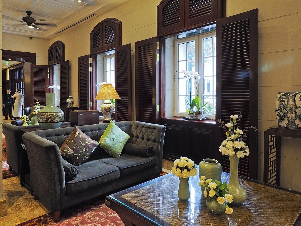 ハノイの真珠と絶賛される優雅なホテル、メトロポール_1_3-1