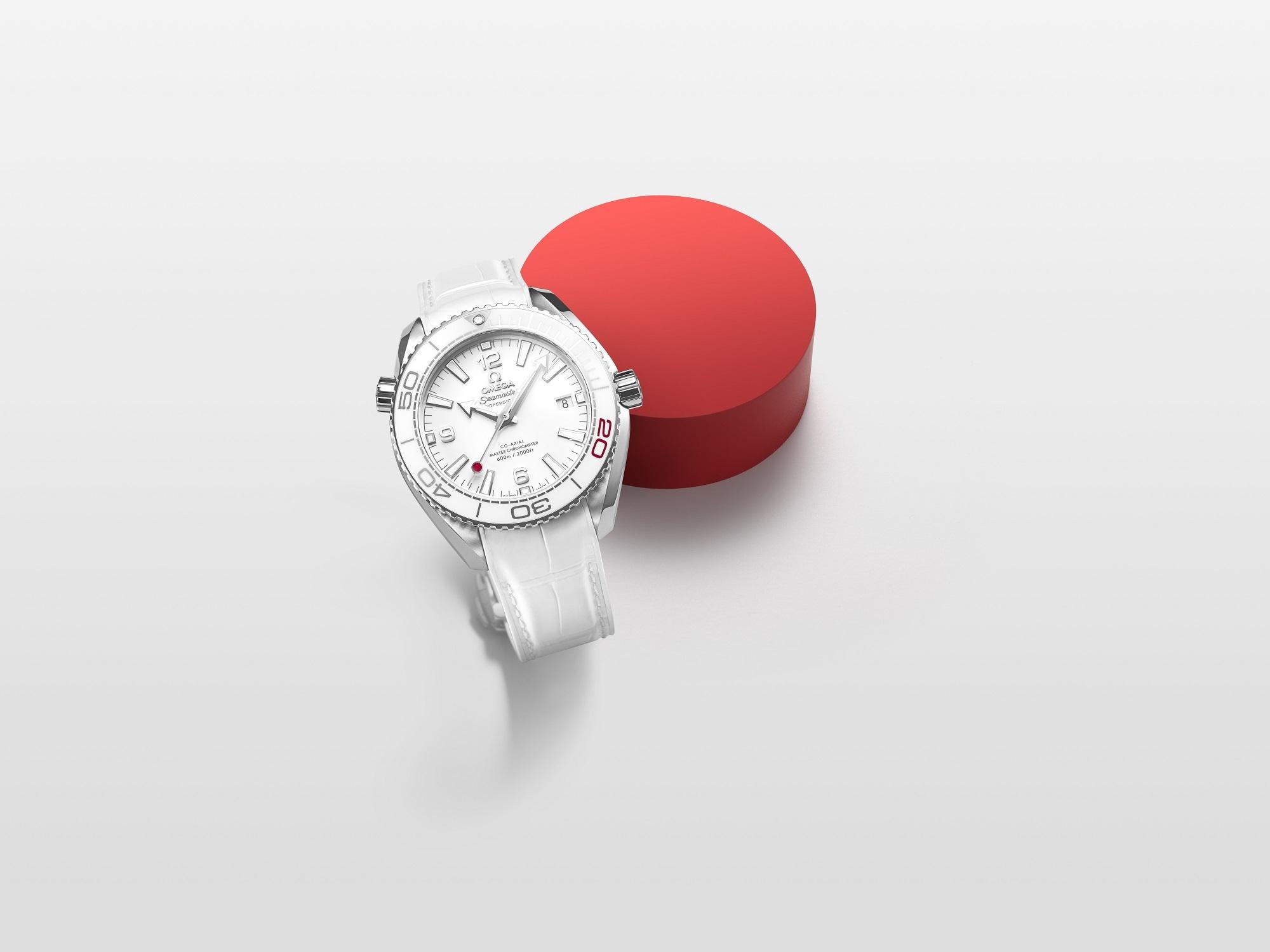 【ウォッチ】東京2020に向けたスペシャルな限定モデルを「オメガ」が発表_1_1