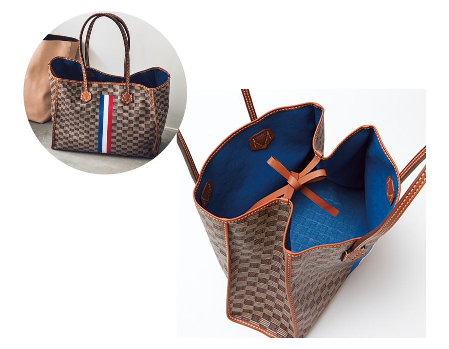 モロー パリの通勤バッグ