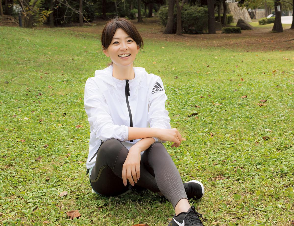 モデル五明祐子さん「30代より今のほうが元気。この先もずっと健康でいるために無理なく走り続けたい」【キレイになる活】_1_1
