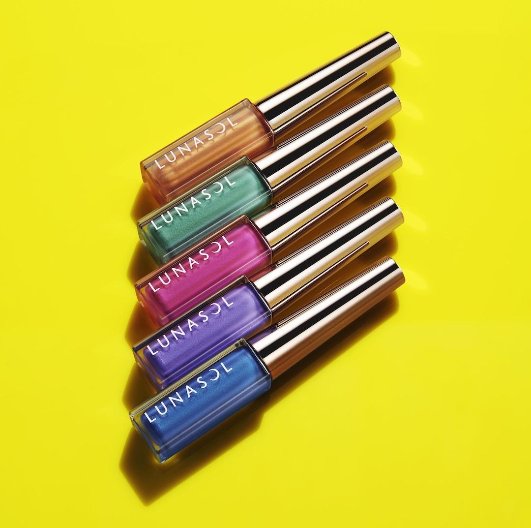 ルナソルのネオンカラーが可愛すぎ♡ カラフルな限定色で夏顔にスイッチ!_1_1