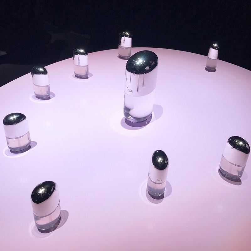 発表会のお試しテーブル