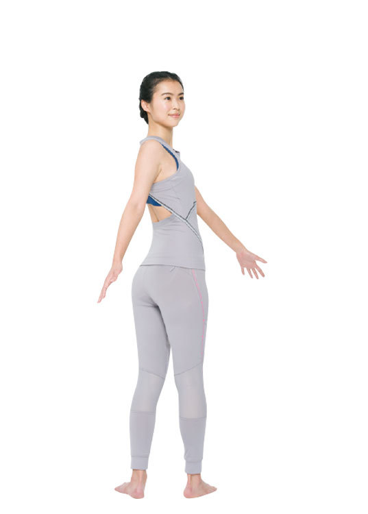 腰回りの柔軟性をチェック!腰痛も改善するストレッチにトライ!【キレイになる活】_1_2-1