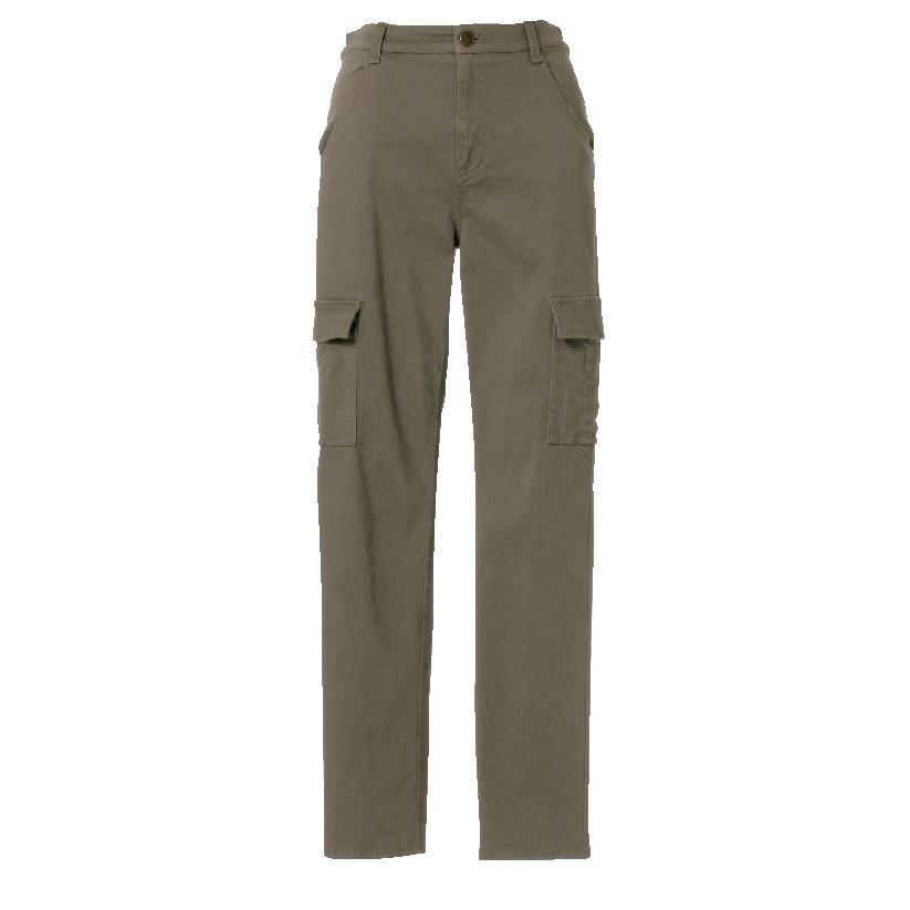 【秋の着回し】透け感たっぷりのブラウス×着やせパンツの甘辛コーデでショッピング_1_2-2