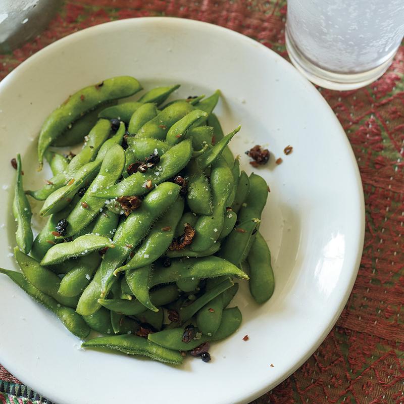 大ブームのクラフトジンに合うおしゃれな枝豆レシピ