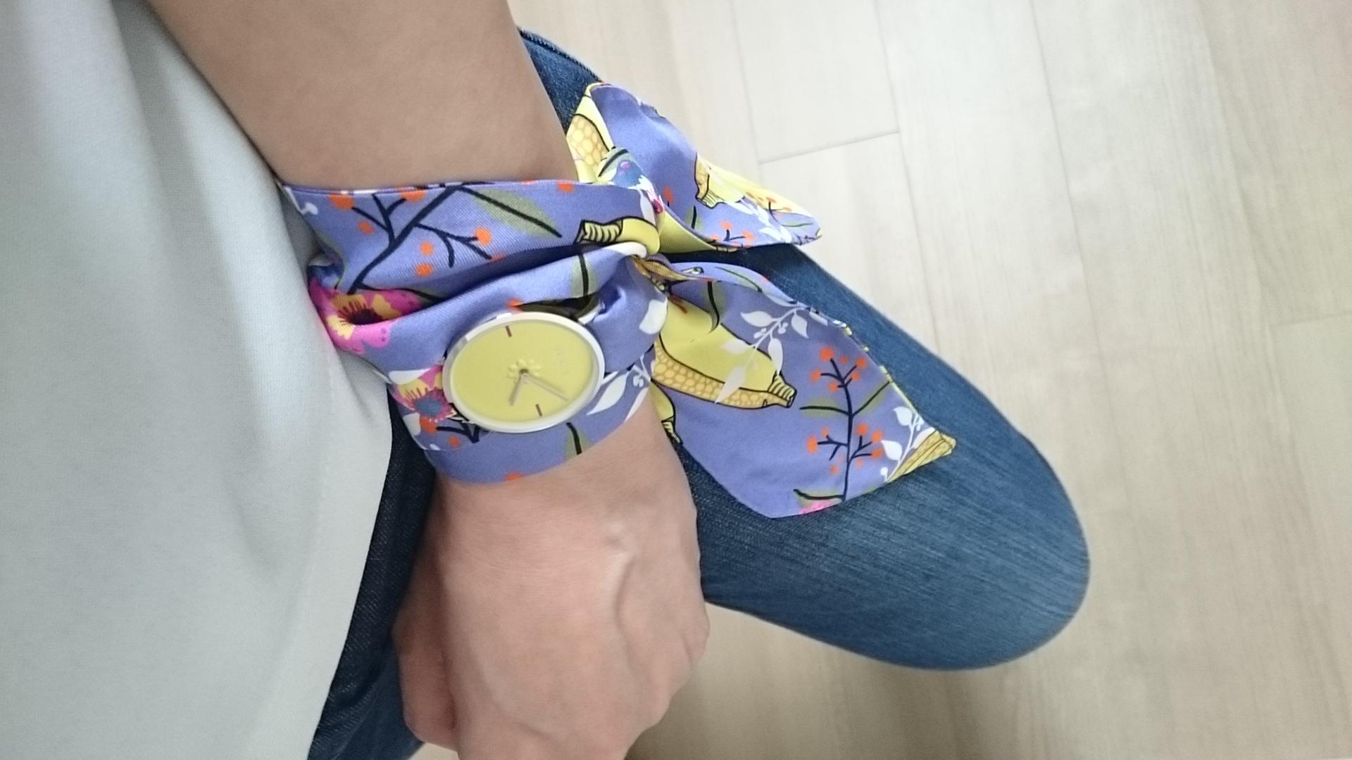 短い袖の季節に個性的な腕時計、いかがでしょう?_1_3-2