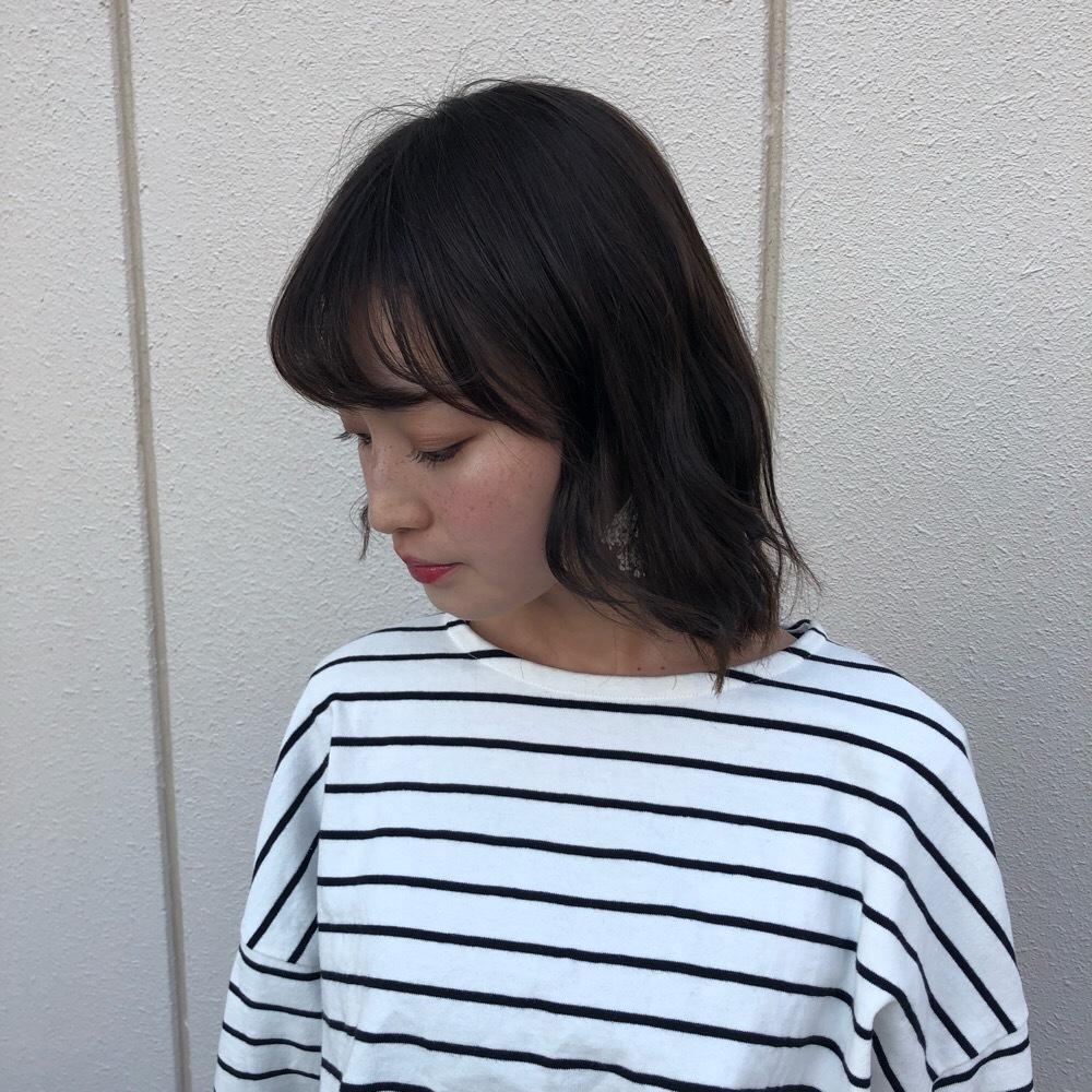 髪染めたよ❤︎_1_2