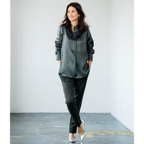 スタイリスト森慶子さん別注! いつでも素敵に見える、エクラ世代のための服_1_1