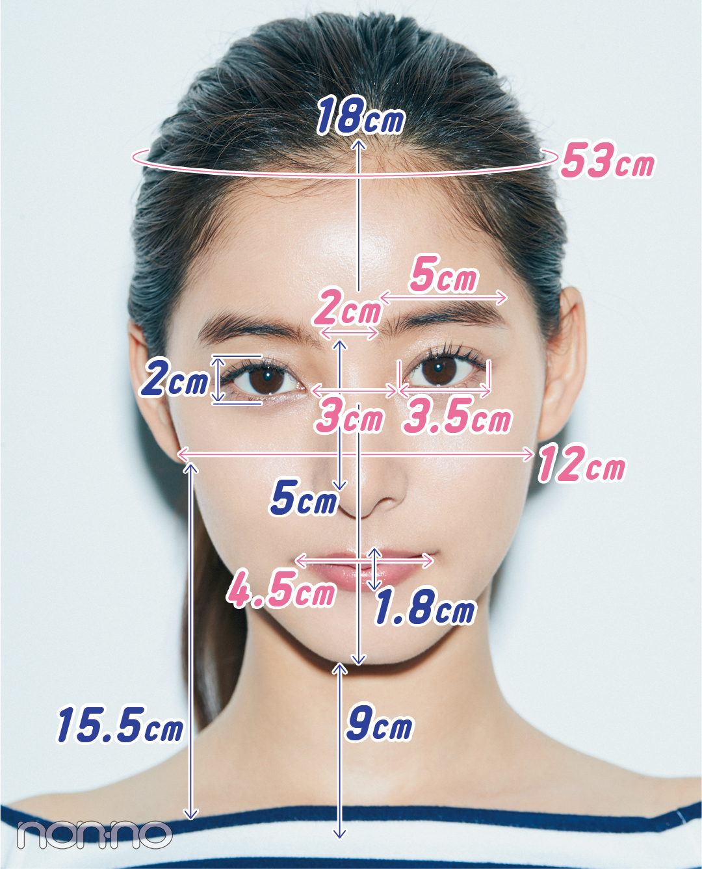 必見・史上初の小顔計測★ 新木優子の顔の小ささに震える...!_1_2-3