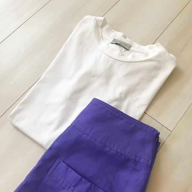 アラフォーが『白T』を品良く着る、3つのルール!_1_4