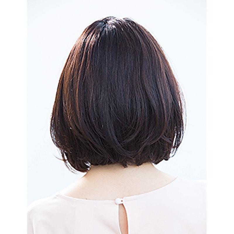 後ろから見た 人気ボブヘアスタイル3位の髪型