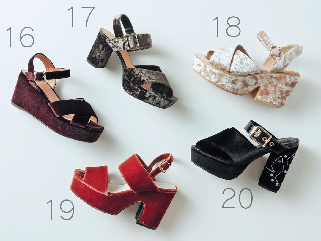 西野七瀬、秋はベロアの靴から始める! #プチプラもご紹介♡_2_1-4
