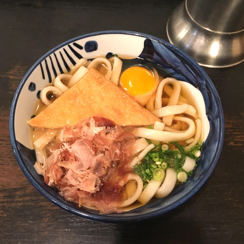 東京・上野で食べるお手軽きしめん。_1_1