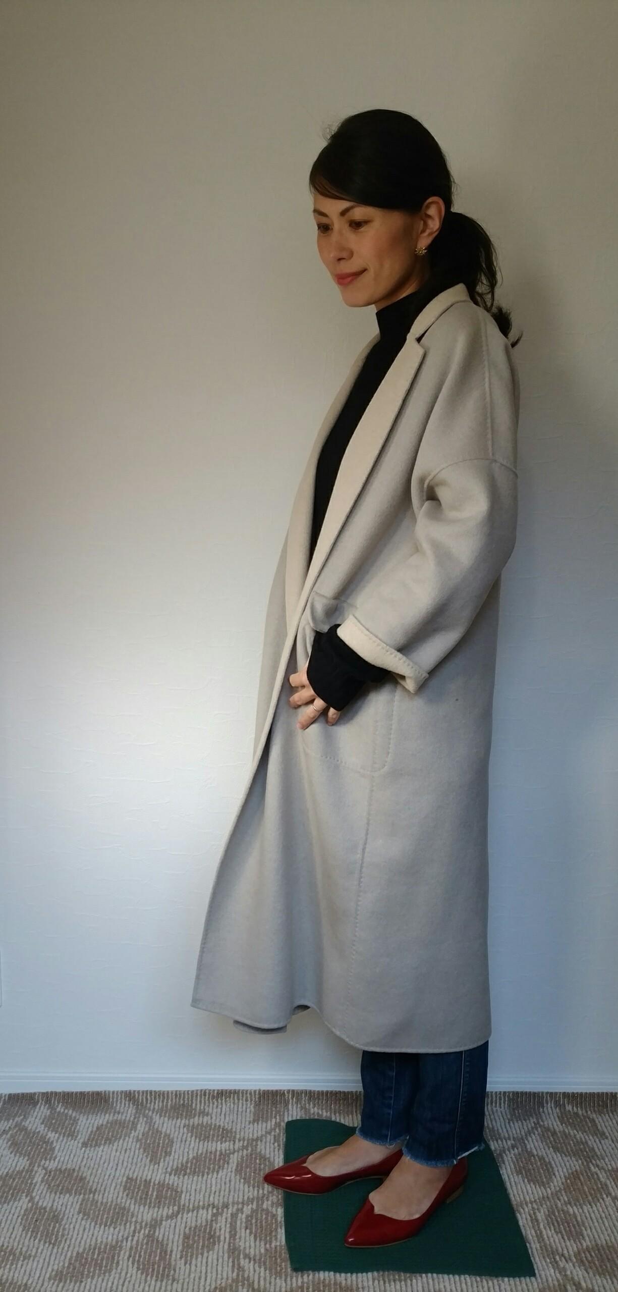 お得感満点のミラ・オーウェンのコートで今年度も宜しくお願いします☆_1_1