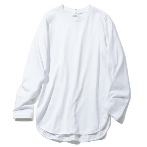 スタイリスト地曳いく子さんさんがセレクト!「CINOH」のハイネックニット&ロングTシャツ_1_3