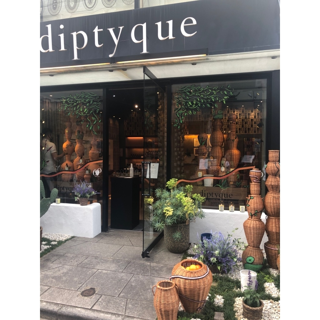 diptyque 青山店