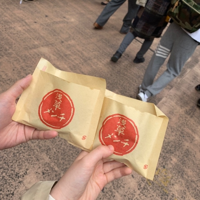 【 食べ歩き ➀ 】浅草_1_9-2