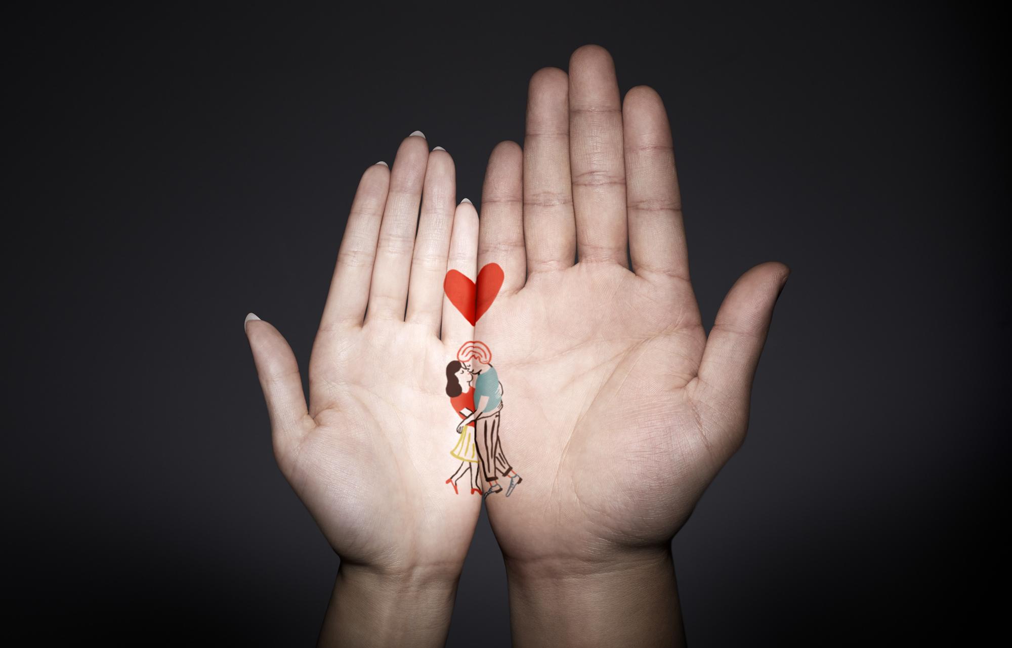 ティファニーから、すべての愛し合うふたりへ。体験型イベント『Hand meets Hand』_1_1