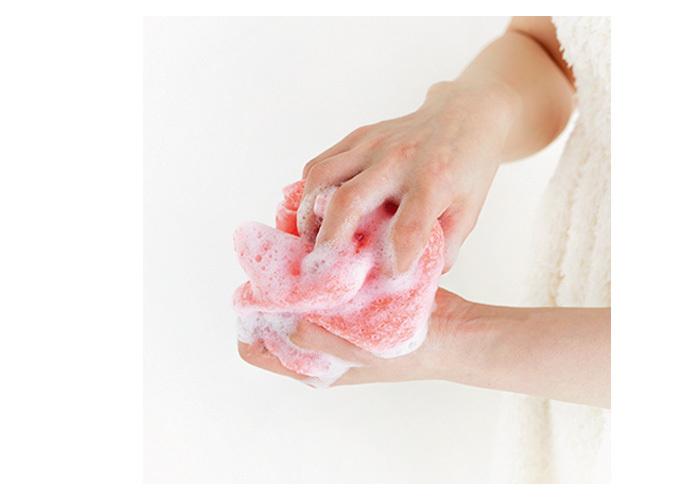正しい体の洗い方