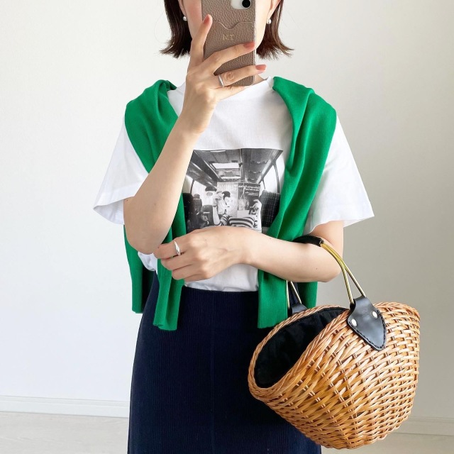 ミラオーウェン!SALEニットスカート着回し【tomomiyuコーデ】_1_3