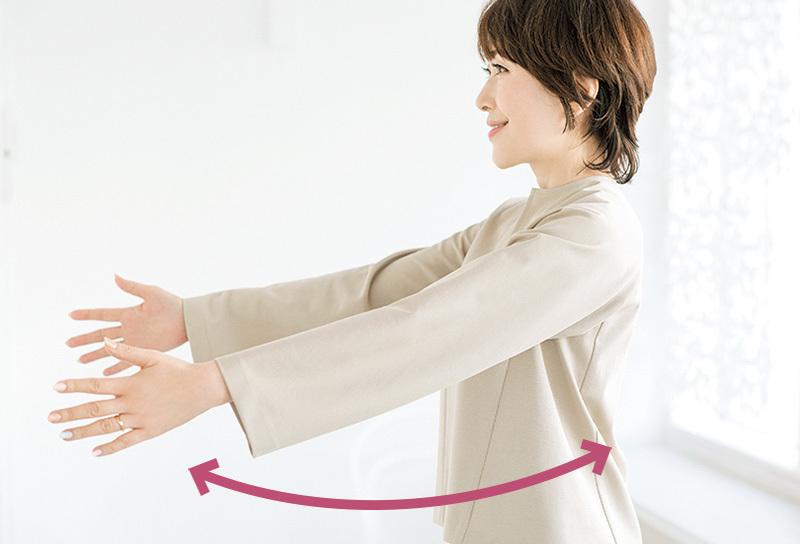 美容家・小林ひろ美流「オフィスでできる簡単シワケア」生活習慣でシワ改善_1_3-2