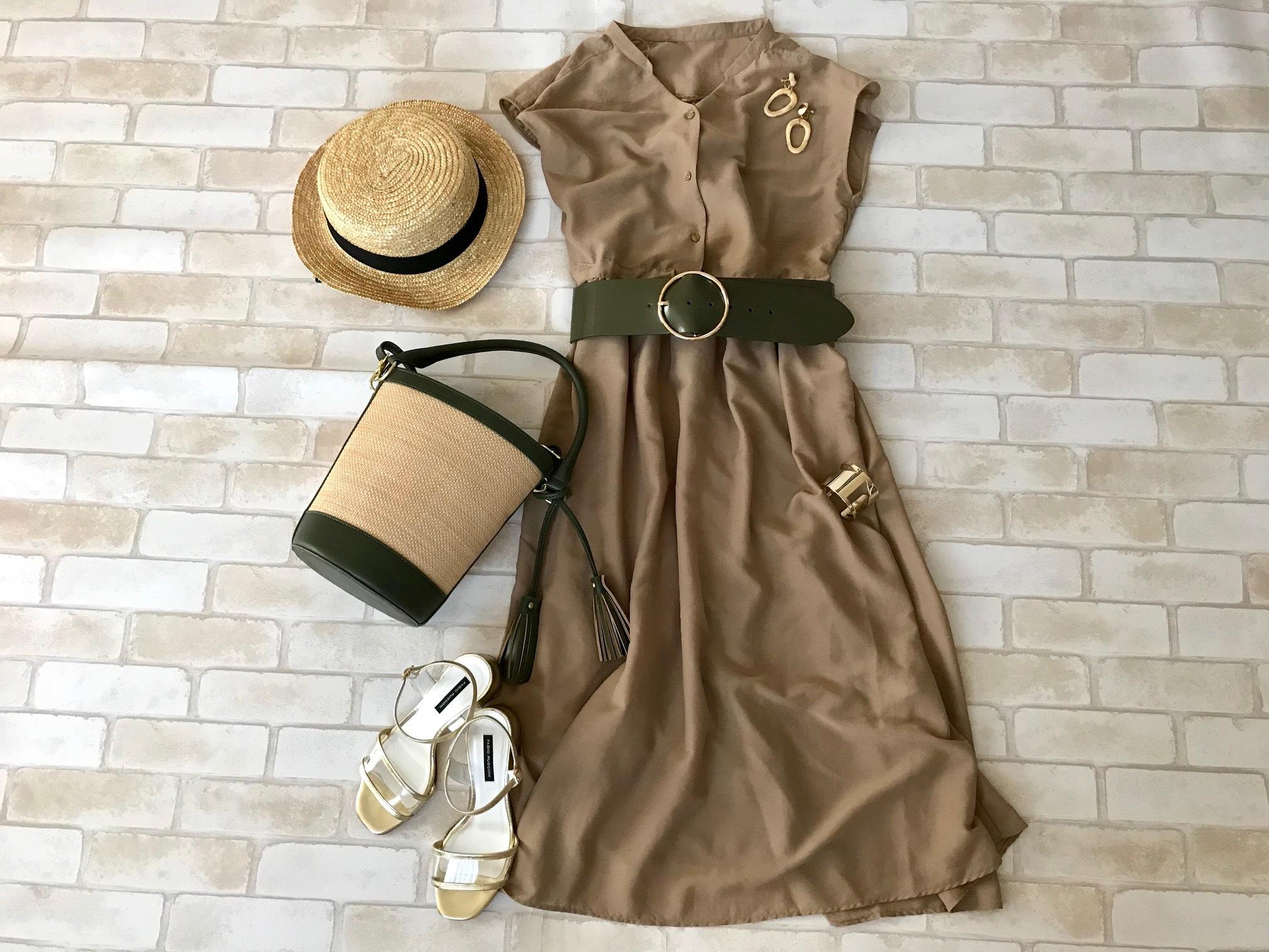 真夏の通勤服、名品「GU」2点で涼しい5日間_1_5-4