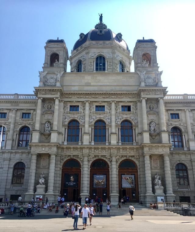 夏休み旅行 day7:オーストリア ウィーン2_1_1