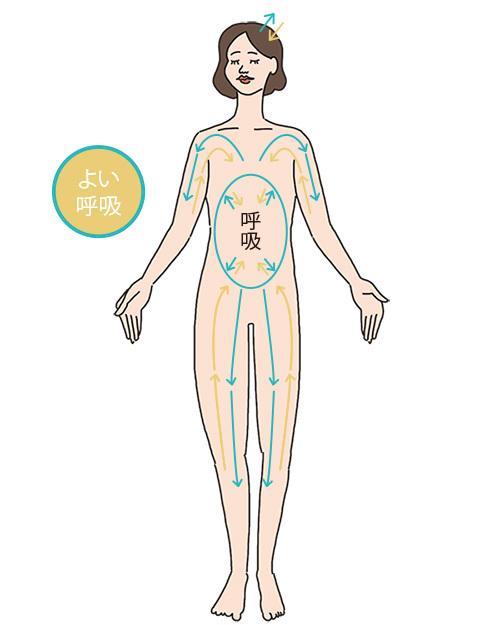 """呼吸整体師・森田愛子先生に聞く。知っているようで知らない""""呼吸""""についてのQ&A【キレイになる活】_1_3"""