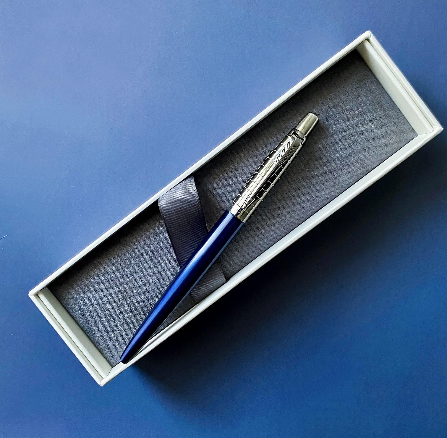 銀座 伊東屋のジョッターファクトリーで作ったオリジナルボールペン