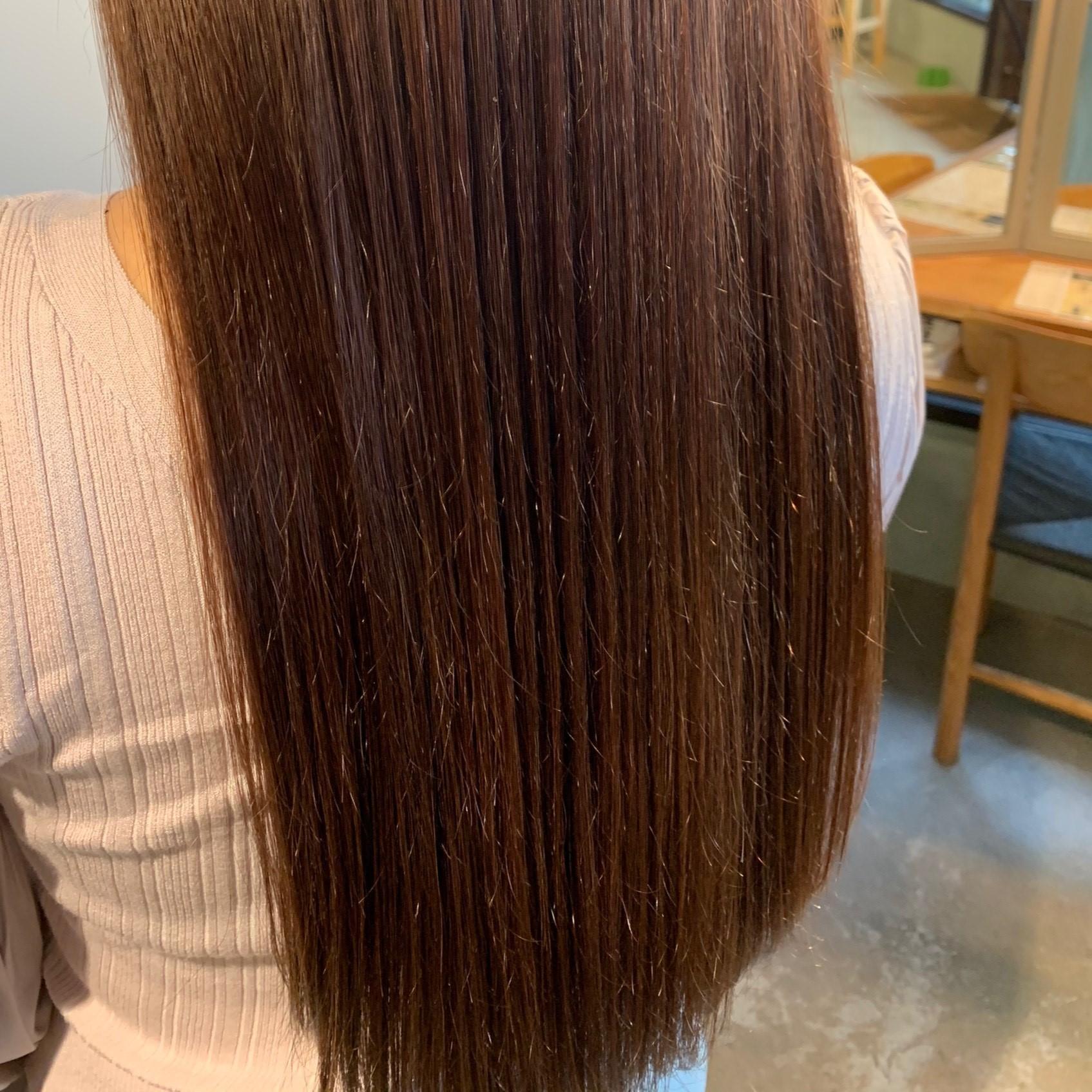 エネルの『髪質改善』