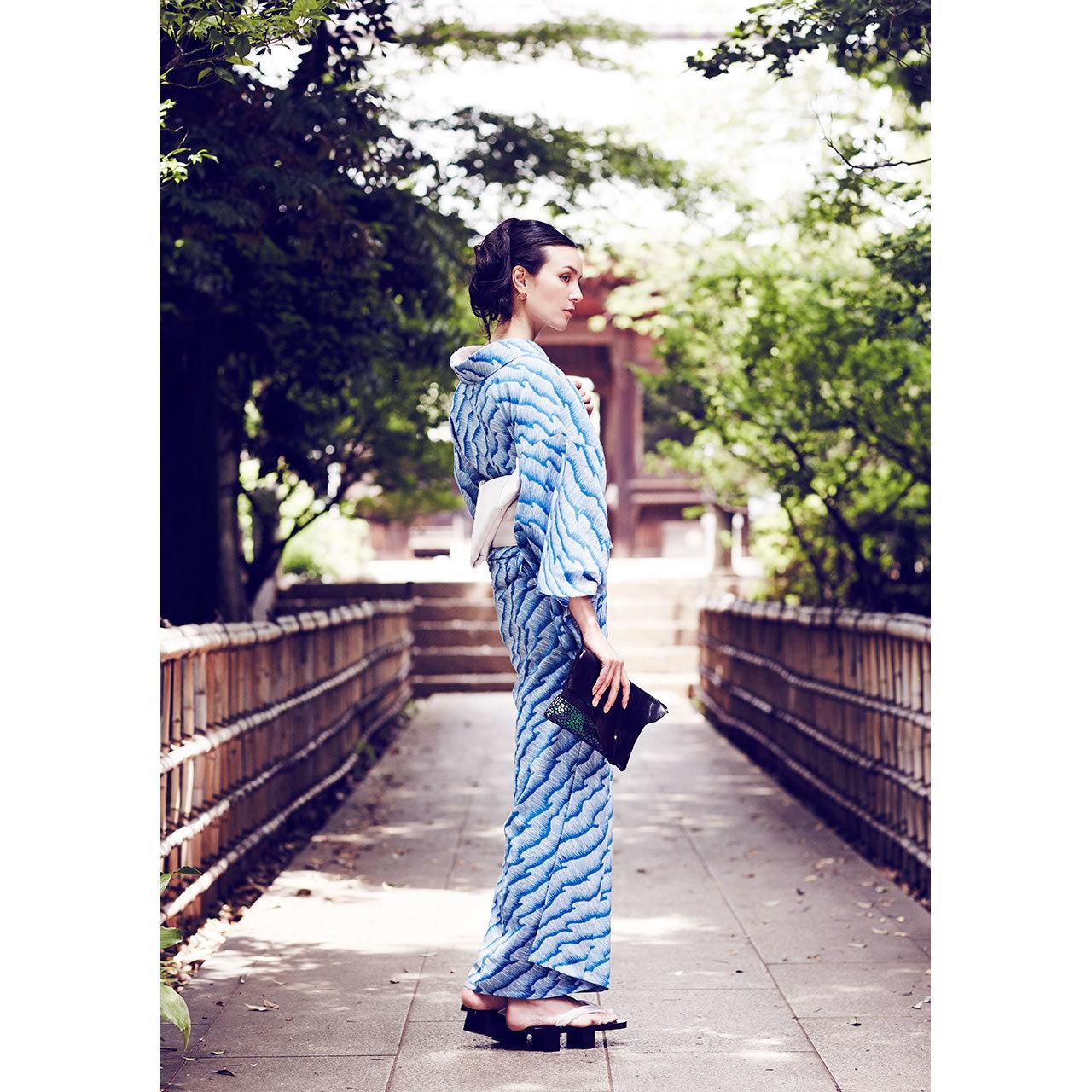 着物屋「KAPUKI」×Cherポップアップショップでいつもと違った浴衣スタイルを_1_1