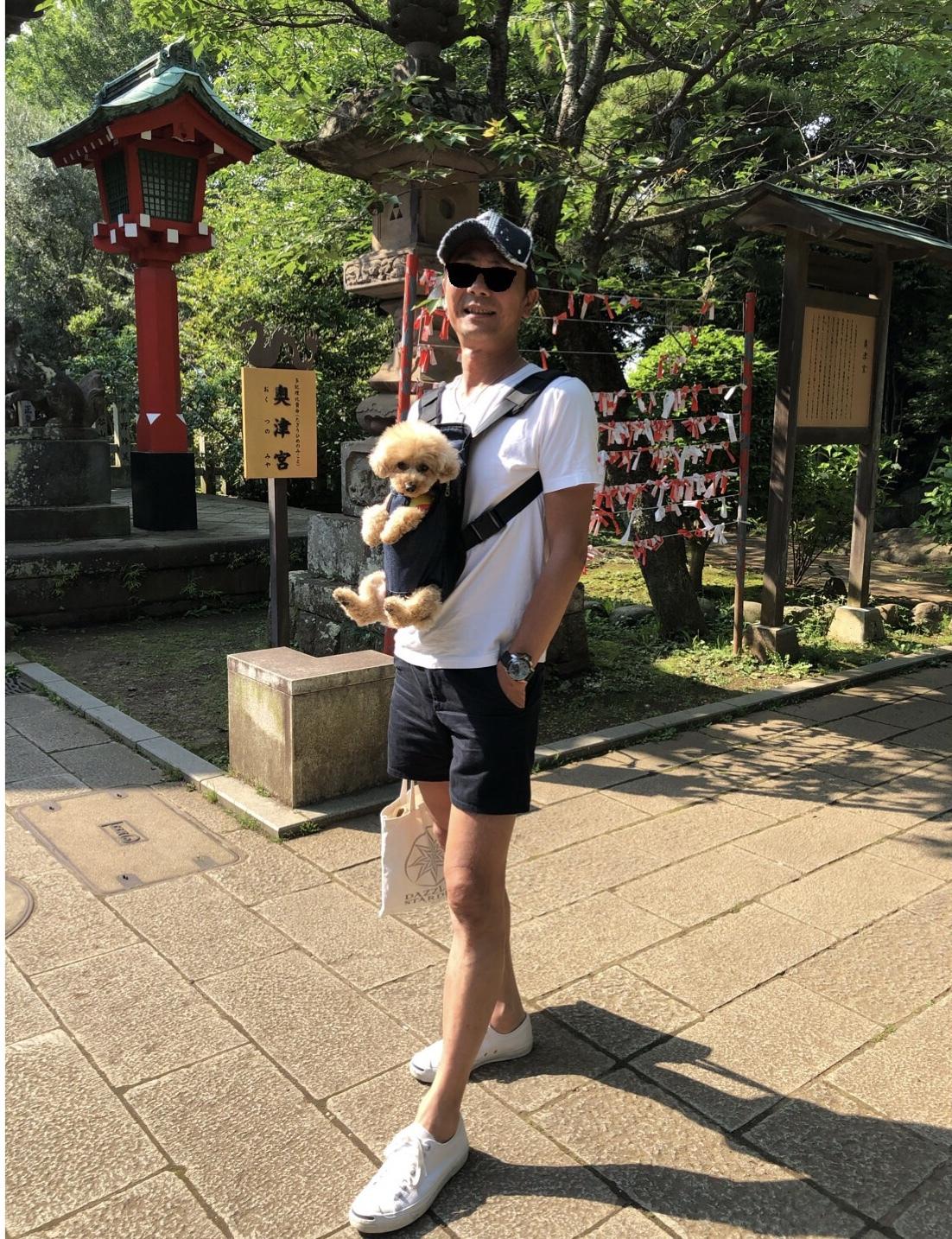 アレンジTで愛犬を連れて江ノ島デート♪_1_6