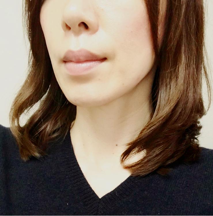 冬髪はゆれ髪。ちょこっとレイヤー&ゆる巻きで女っぷり上々!(たぶん。笑)_1_3