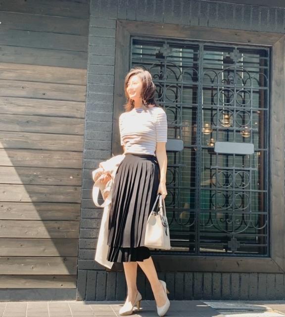 ラップ式スカートで、楽しながらお洒落に!_1_2