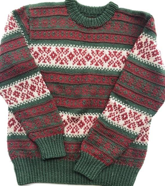 心まで温かになる手編みのセーター_1_4
