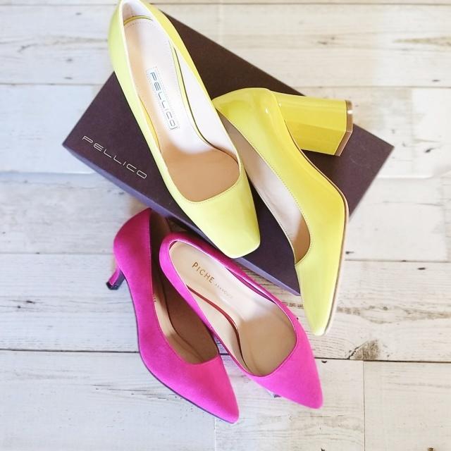 新しい季節を「新しい靴」で歩き出そう♪【マリソル美女組ブログPICK UP】_1_1-9