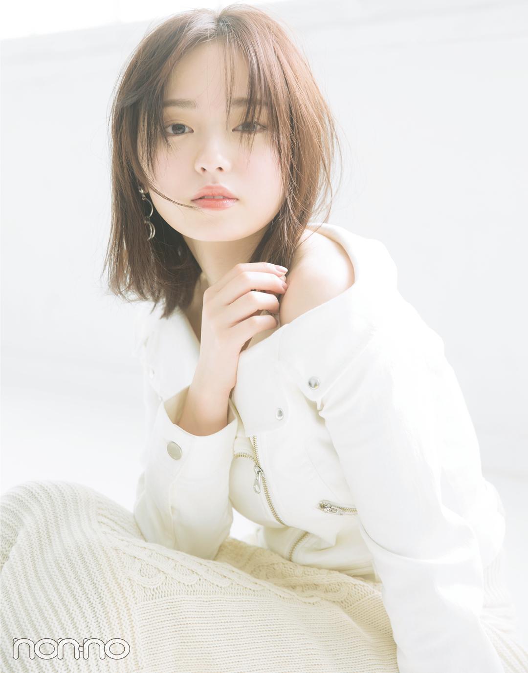今泉佑唯さんの「のばしかけ前髪」アレンジ♡ スタイリングだけで大人っぽく! _1_2