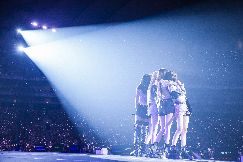ガールクラッシュ、BLACKPINK初の東京ドーム公演へ!_1_3