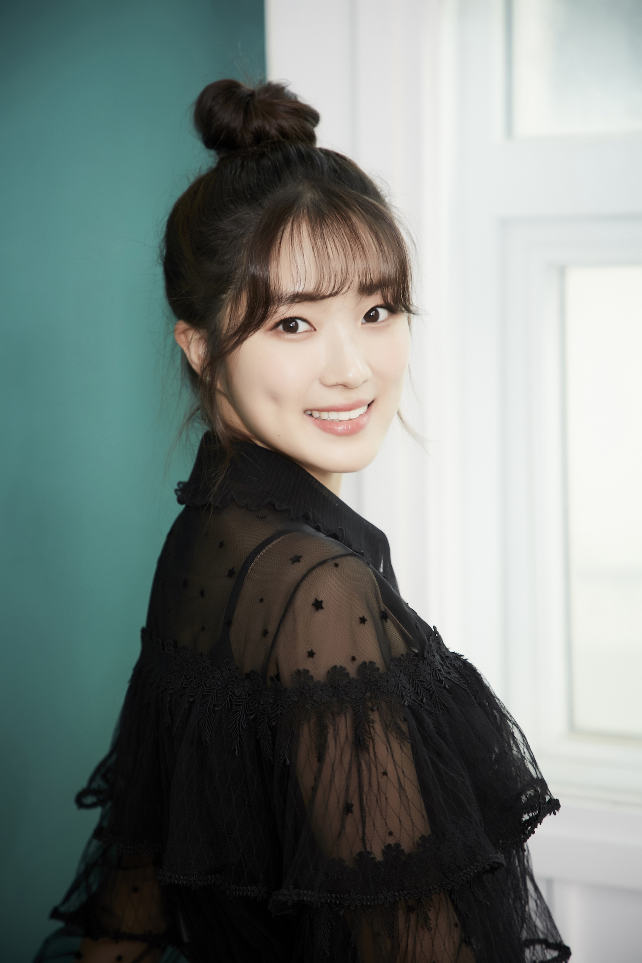 最旬若手女優、「偶然見つけたハル」のキム・ヘユンさんの素顔_1_2