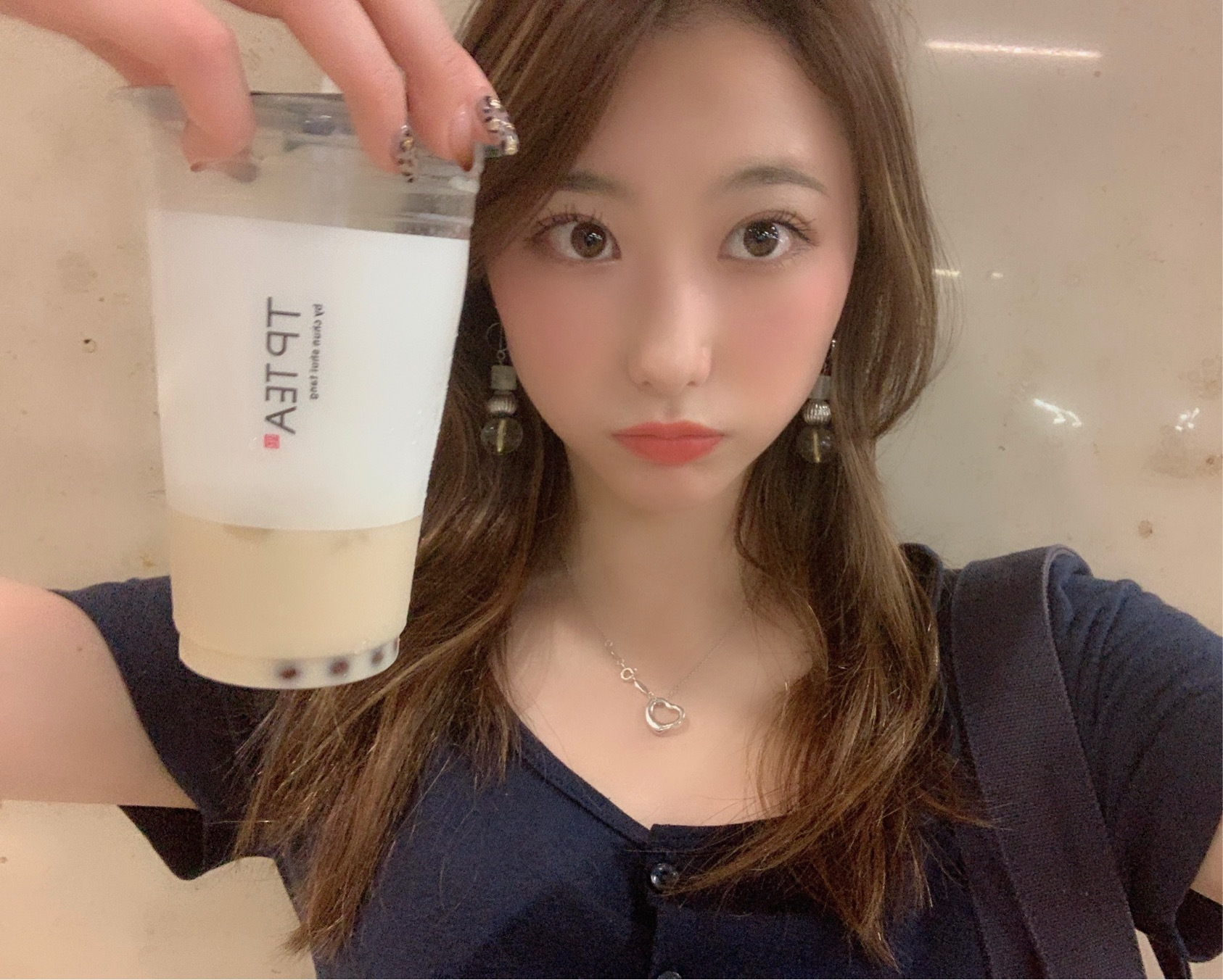 『TP TEA』今日も今日とてタピ活❤︎.*_1_1